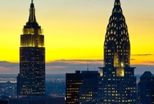 I Love New York / New York Travel Photography / by Vanessa Godoy