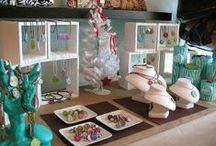 Jewelry Displays :: Craft Show Ideas / by Boho Chic Jewelry