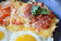 BREAKFAST & LUNCH Recipes / Yummy breakfast and lunch recipes. / by Christine (Sweet Macedonia)