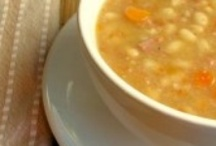 SOUP Recipes / Soup, stews and other one-pot wonders. / by Christine (Sweet Macedonia)