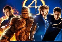 The Fantastic Four / Prepare for the Fantastic. Even if the movies weren't. / by Joseph Solano