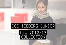 ICE ICEBERG JUNIOR - F/W 2012/13 Collection / by Iceberg Official