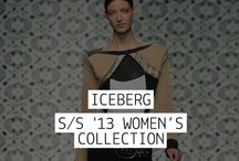 ICEBERG - S/S '13 Women's Collection / by Iceberg Official