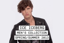 ICE ICEBERG SS 2013 MEN'S COLLECTION / by Iceberg Official