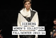 ICEBERG - Fall/Winter 2013-14 Women's Collection / by Iceberg Official