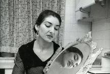 Icons: Maria Callas / by Angela Attico