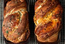 Breaking Bread / by Darrian E Francis