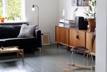living room / by Pat Jedruszek