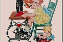Sewing-Clothing, Crafts, How-To's & More (SHARED) / This is now a Shared Board for anything to do with sewing--clothing, tutorials, home decor, sewing machine use tutorials, crafts, pictures, & so much more. Please NO ADS, NO SPAM, NO NUDITY OR PORN (Family Friendly Only). Please use the ADD ME Pin to request an invite & feel free to invite your friends who may also be interested. Thank you & have fun. I look forward to all of your pins! Enjoy the Board! / by Gayle Leemaster