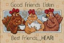 Embroidery-Cross/Counted Cross Stitch (SHARED) / This is a Shared Board for CROSS STITCH & COUNTED CROSS STITCH ONLY. Please no pins for Etsy or Flickr. Also, any website that ends in .ru, please make sure they have the materials & colors needed for the pattern and/or have a valid usable website. I try to keep pins as free as possible. Please use the ADD ME Pin to request an invite. I hope you all enjoy Cross Stitch Embroidery as much as I do! Have fun pinning & I look forward to all of your pins! Enjoy the Board! / by Gayle Leemaster