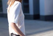 THE TEE / The Perfect Basic / by Harper and Harley - Fashion, Beauty and Lifestyle blog