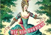 Marie-Antoinette / Style Icon...Still... / by Moxie Weinstein