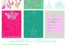 printables / by Anne McChristie