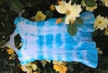 Marble Eyes Tie Dye Company  / by Lizzie Rose Kramer