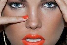 Uñas, maquillaje, ojos y labios / by Isabel garcia