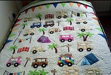 Quilting, Appliqué, Etc. / by Margaret Tawale