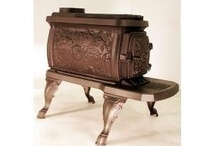 CAST IRON STOVES / by Gabe Janke