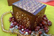 Chip Carving Jewelery Box! / Chip Carving Jewelery Box! / by Arshad Kashfi Author