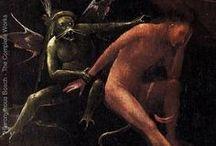 Bosch (Jérome) 1430-1516 / by pascale L.