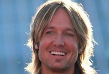 Keith Urban / by Pam Finney
