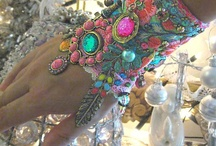 Jewels & Baubles / Jewelry I want to buy or make, from the extravagant to the subtle.  / by Daniela Guarino