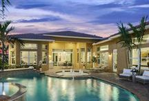 New Home Curb Appeal - Florida Homes For Sale / by GL Homes - New Homes in Florida