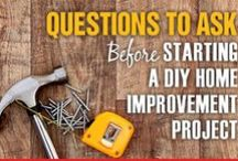 Home Improvement and DIY Projects / by GL Homes - New Homes in Florida