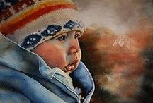 ARTWORK ( CHILDREN) / by Karen Baker