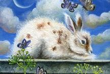 ARTWORK (Bunnies) / by Karen Baker