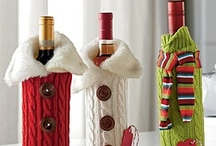 Crafty--Wine Stuff/Corks/Bottles/Etc / by Lita Sauve