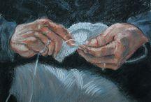 Knitters / by JDTDCG