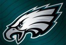 Philadelphia Eagles / Fly Eagles Fly! / by Maxine Chapman