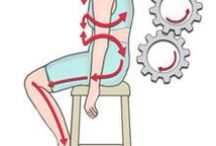 Posture and Ergonomics  / by Spa Kamper