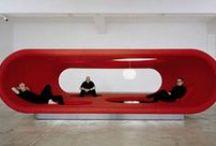 Groovy Furniture  / by Elizabeth Dyson