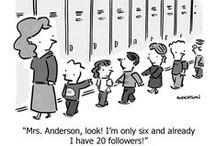 Funny Stuff / by Poughkeepsie Day School