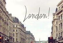 England / by Vanessa Monson