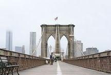 New York City / by Vanessa Monson