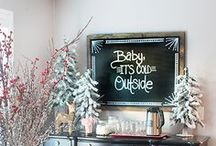 Holly jolly shower / Christmas themed baby shower / by Lanae Caulfield