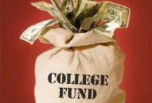 College Scholarship Tips / by Tina Whittington