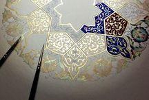 Arabic Calligraphy / by Zena M