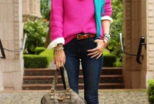 Wardrobe Looks / by Dianna Streetman