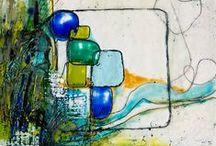 ART - Encaustic / by Carrie Cat