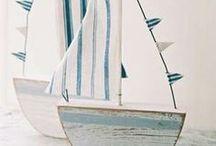 BEACH CRAFT / Na zo'n heerlijke strandvakantie heb je volop materiaal en inspiratie om een paar mooie vakantieherinneringen te maken! Alleen of met je kinderen. Hier alvast een paar ideeën! / by Rederij Doeksen