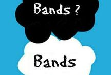 ~ Bands ~ / by Eren