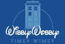 Doctor Who / Allons-y! / by ImaginativeGirl