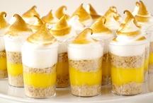 Desserts / by Rosemary Sanders
