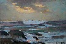 art - seascape / by Carlo Briscoe