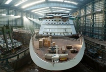 Cruise Ship Construction & Remodeling / by Popular Cruising