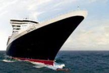 Cunard Cruise Line / by Popular Cruising