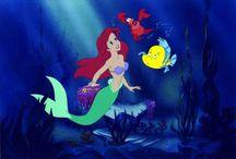 The Little Mermaid / by Cassondra